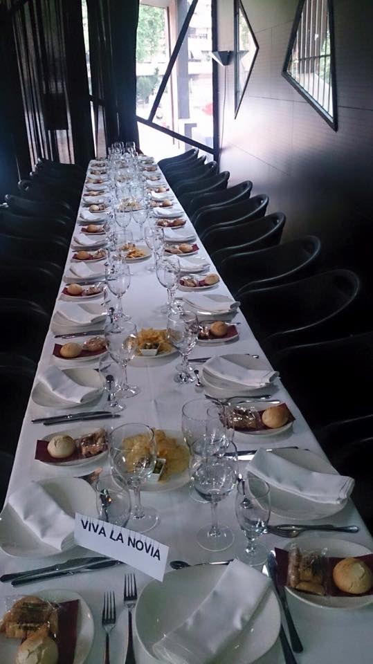 Restaurante para grupos en Murcia