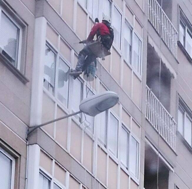 Trabajos verticales Ourense