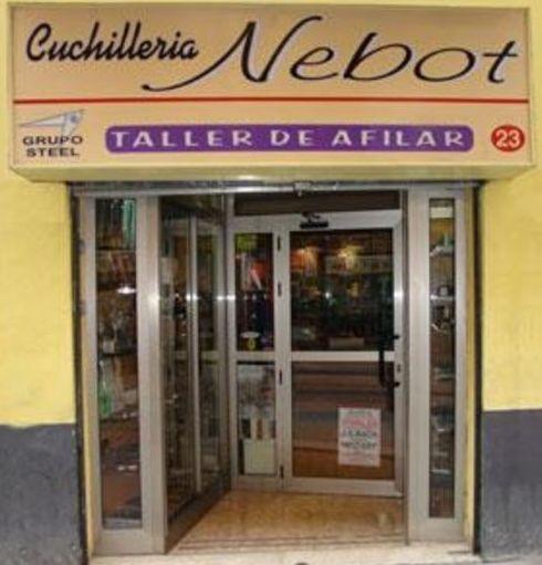 Cuchilleria Nebot Valencia