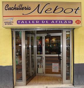 Cuchillería Nebot