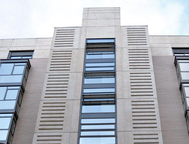 Fabricación de paneles de hormigón arquitectónico en Madrid