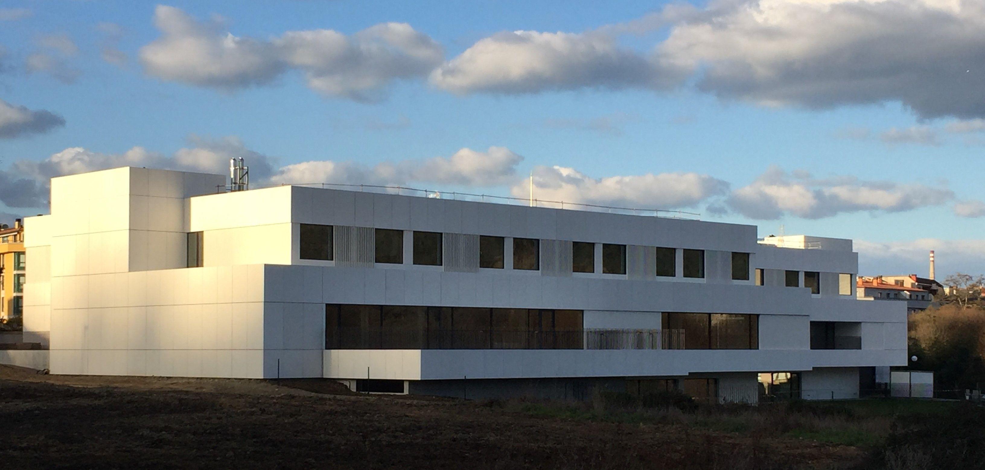 Edificio Inditex: Productos de Prefabricados Ponce