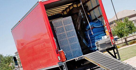 Transporte de espectáculos: Servicios de Mudanzas Revilla