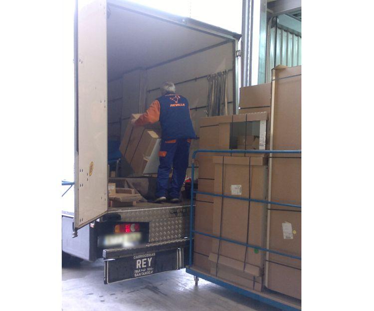 Transporte de mercancías en Cantabria