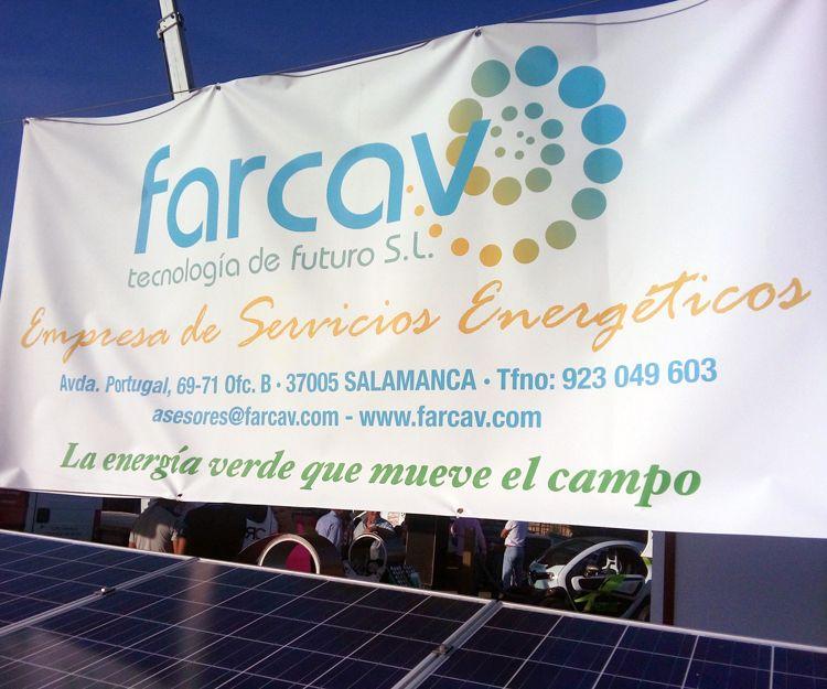 Empresa de servicios energéticos en Salamanca