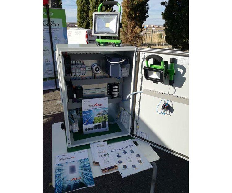 Proyectos de instalaciones eléctricas para energía solar en Salamanca