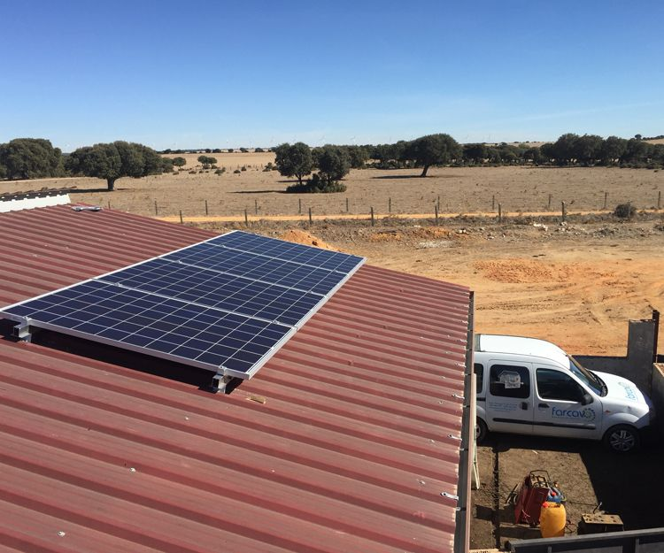 Empresa de instalaciones fotovoltaicas en Salamanca