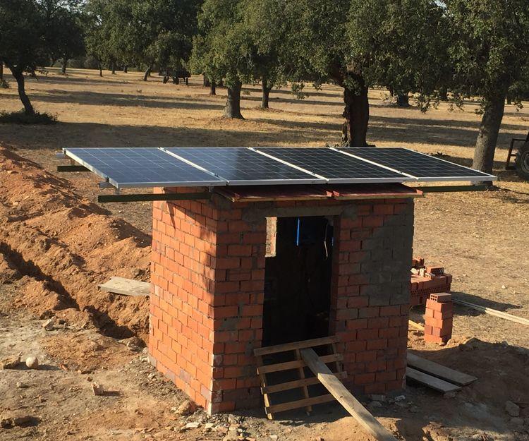 Proyectos de energías renovables en Salamanca