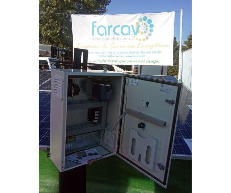 Instalaciones eléctricas para energía solar en Salamanca