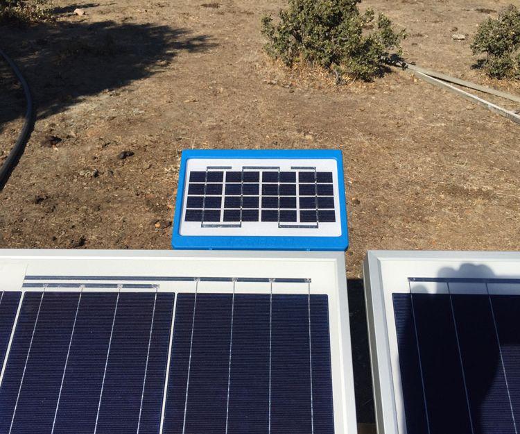 Bombeo solar en Salamanca