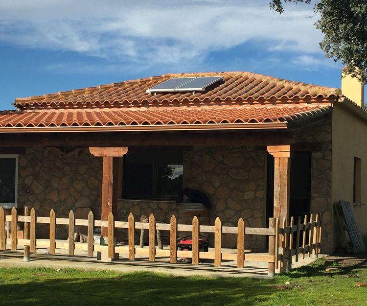 Empresa de energías renovables en Salamanca