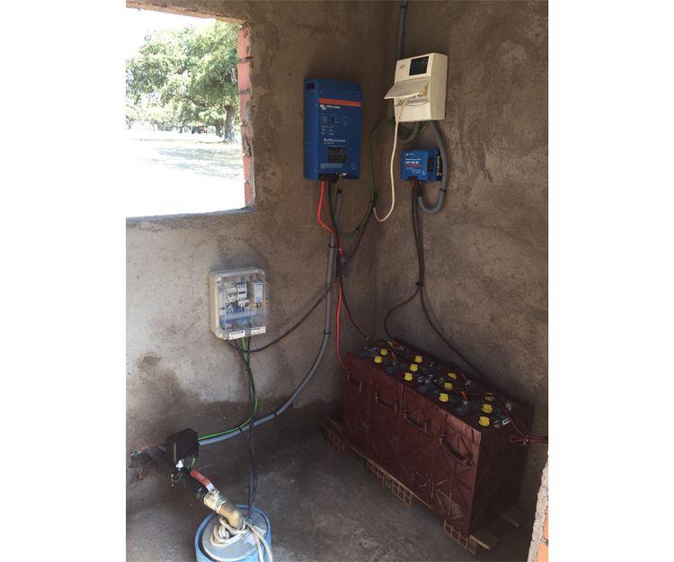Trabajos de instalaciones eléctricas para energía solar en Salamanca