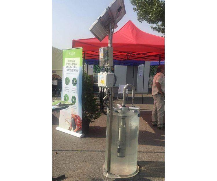 Proyectos de bombeo solar en Salamanca