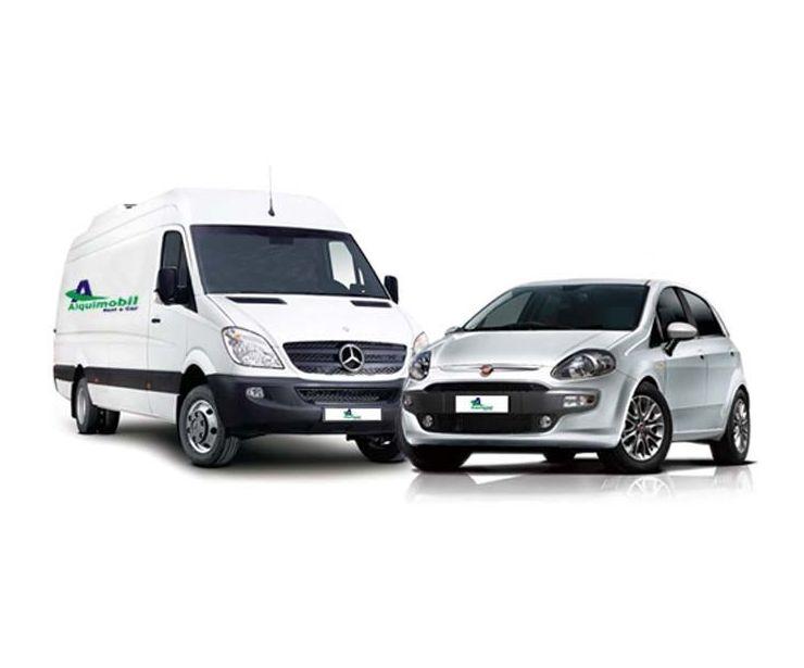 Alquiler furgonetas en Alcobendas  y San Sebastián de los Reyes.