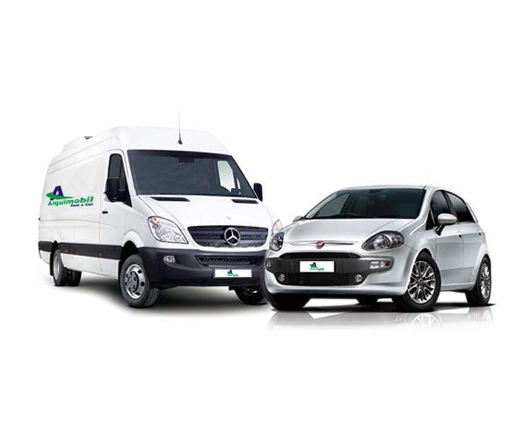 Alquiler de coches y furgonetas en Alcobendas