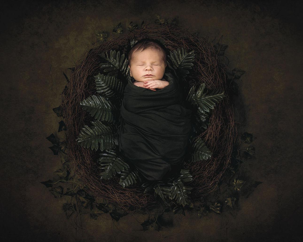 Recién nacido: Sesiones de fotografía de Deser Studio