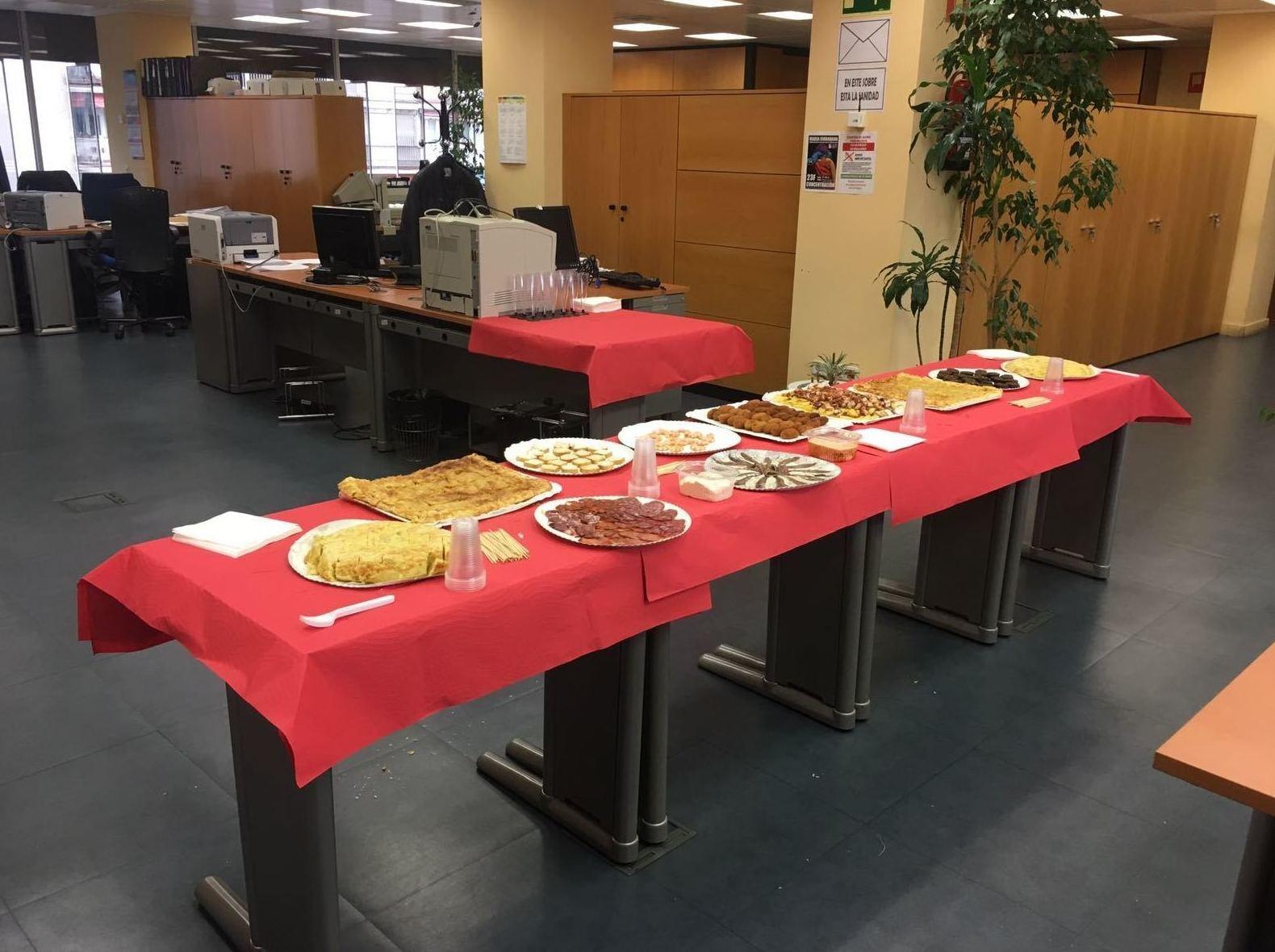 Servicio de Catering Madrid: Nuestra cocina de Melococinan
