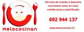 Menú semanal: Nuestra cocina de Melococinan