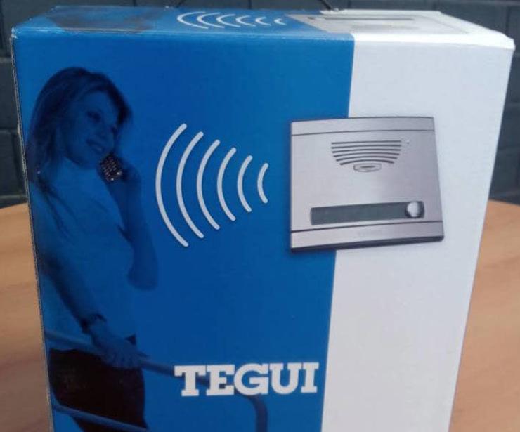 Portero vía radio Alicante. Abundio García Electricidad