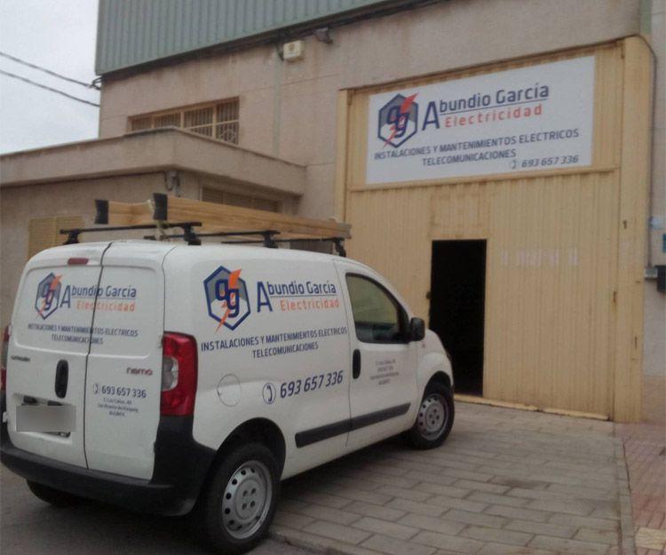 Nuestra empresa en Alicante