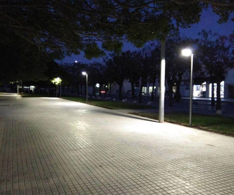 Reparaciones de iluminación exterior