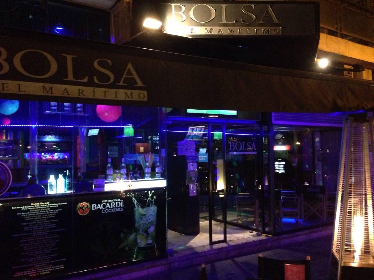 Pub la Bolsa del Marítimo en Palma de Mallorca