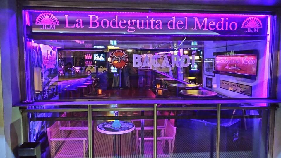 La Bodeguita del Medio en Palma de Mallorca