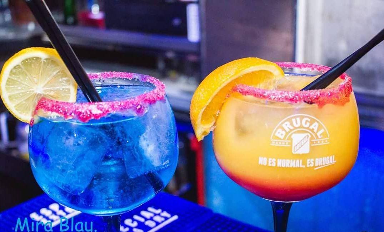Bar de copas Mira Blau en Palma de Mallorca
