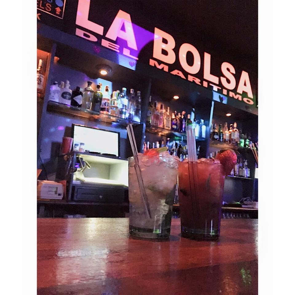 Bar de copas la Bolsa del Marítimo en Palma de Mallorca