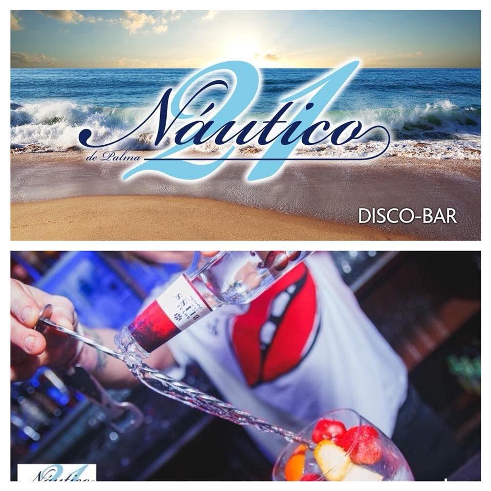 Bar de copas Náutico en Palma de Mallorca