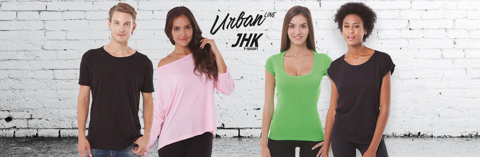 Camisetas Urban JHK