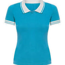 Polo Nancy celeste Roly