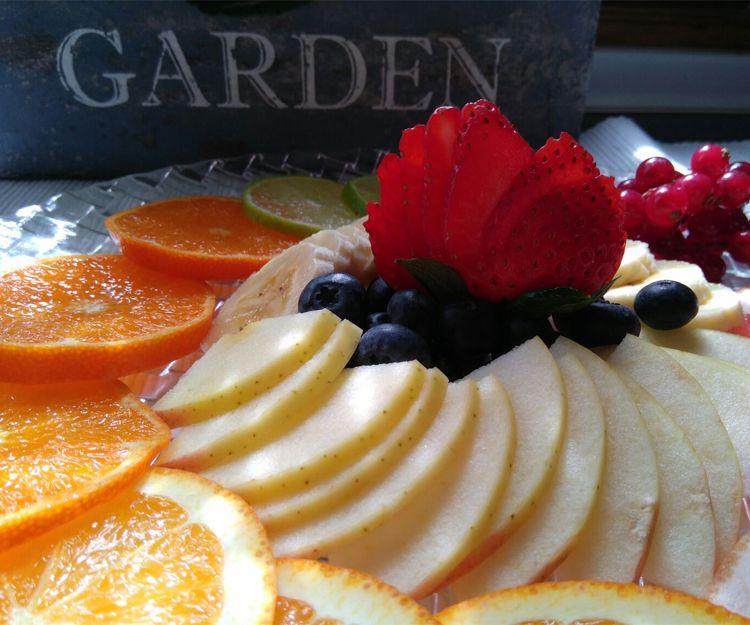 Frutas para eventos