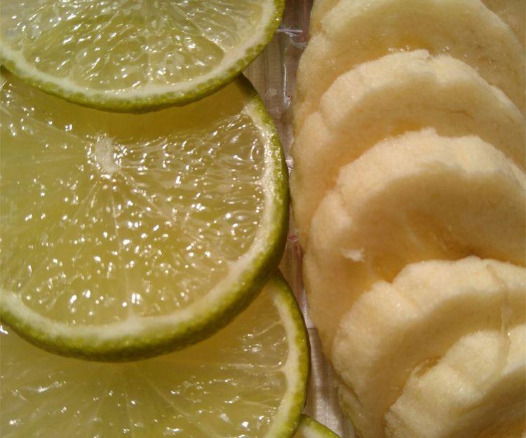 Plátanos y limones