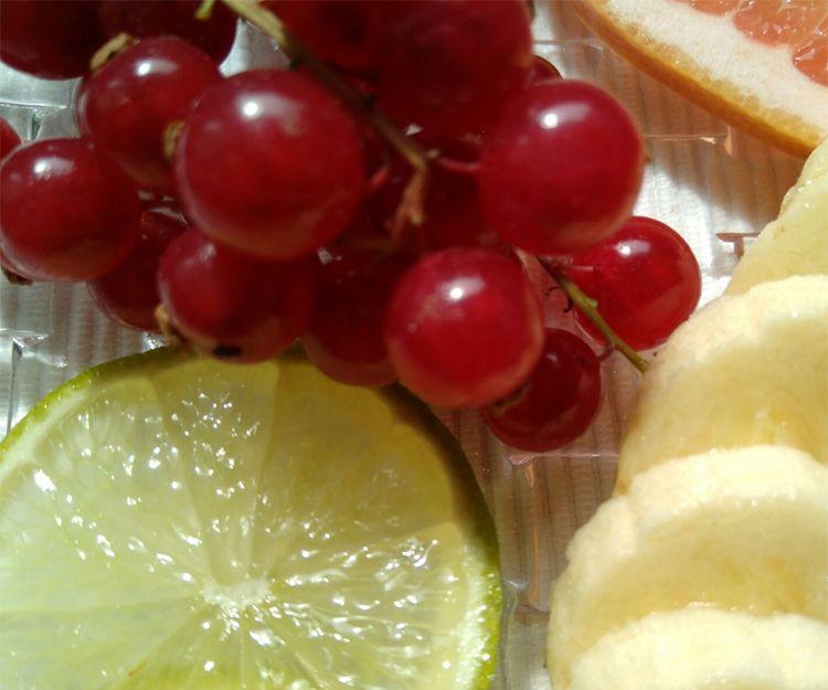 Frutas para las tartas