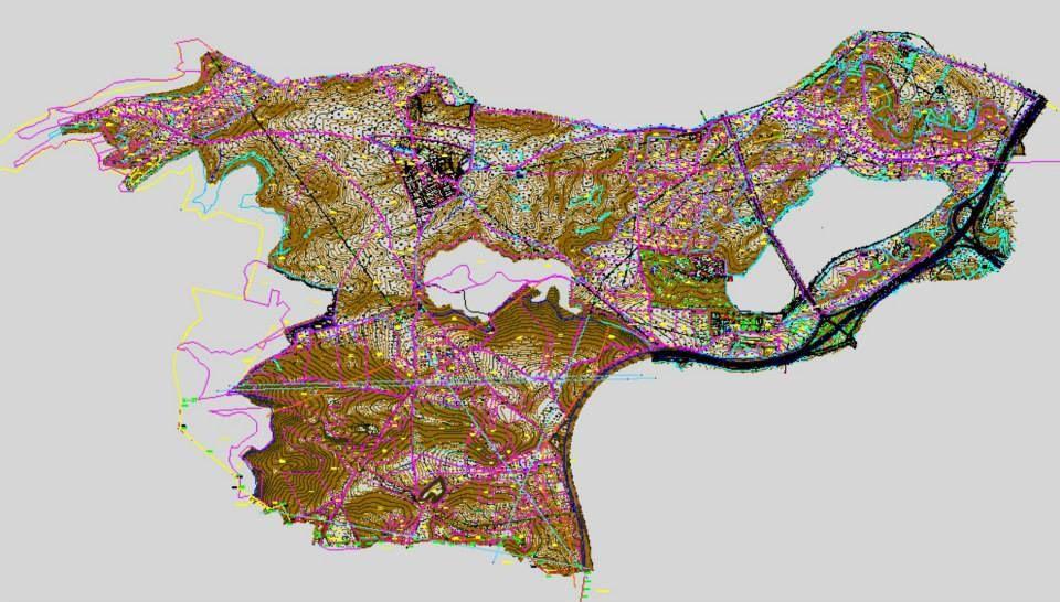 Geodesia y cartografía: Servicios de Topoinca