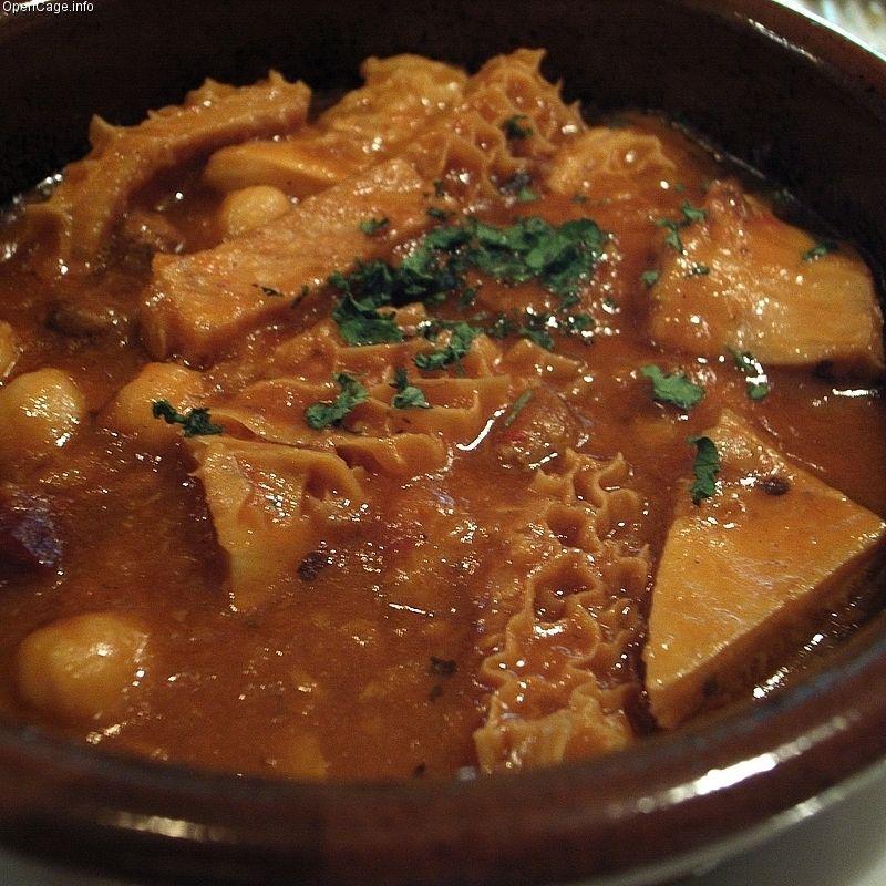 En salsa: Carta y menús de Brasería La Tasca