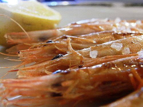 Pescados: Carta y menús de Brasería La Tasca