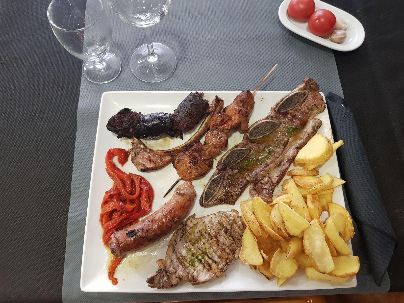 Carnes: Carta y menús de Brasería La Tasca