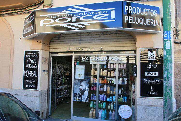 Los mejores productos de peluquería al por mayor