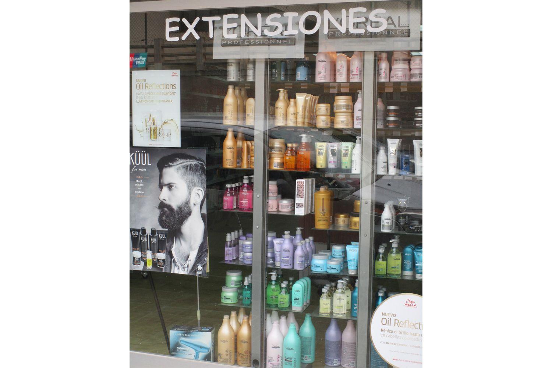 Venta y distribución de productos de estética