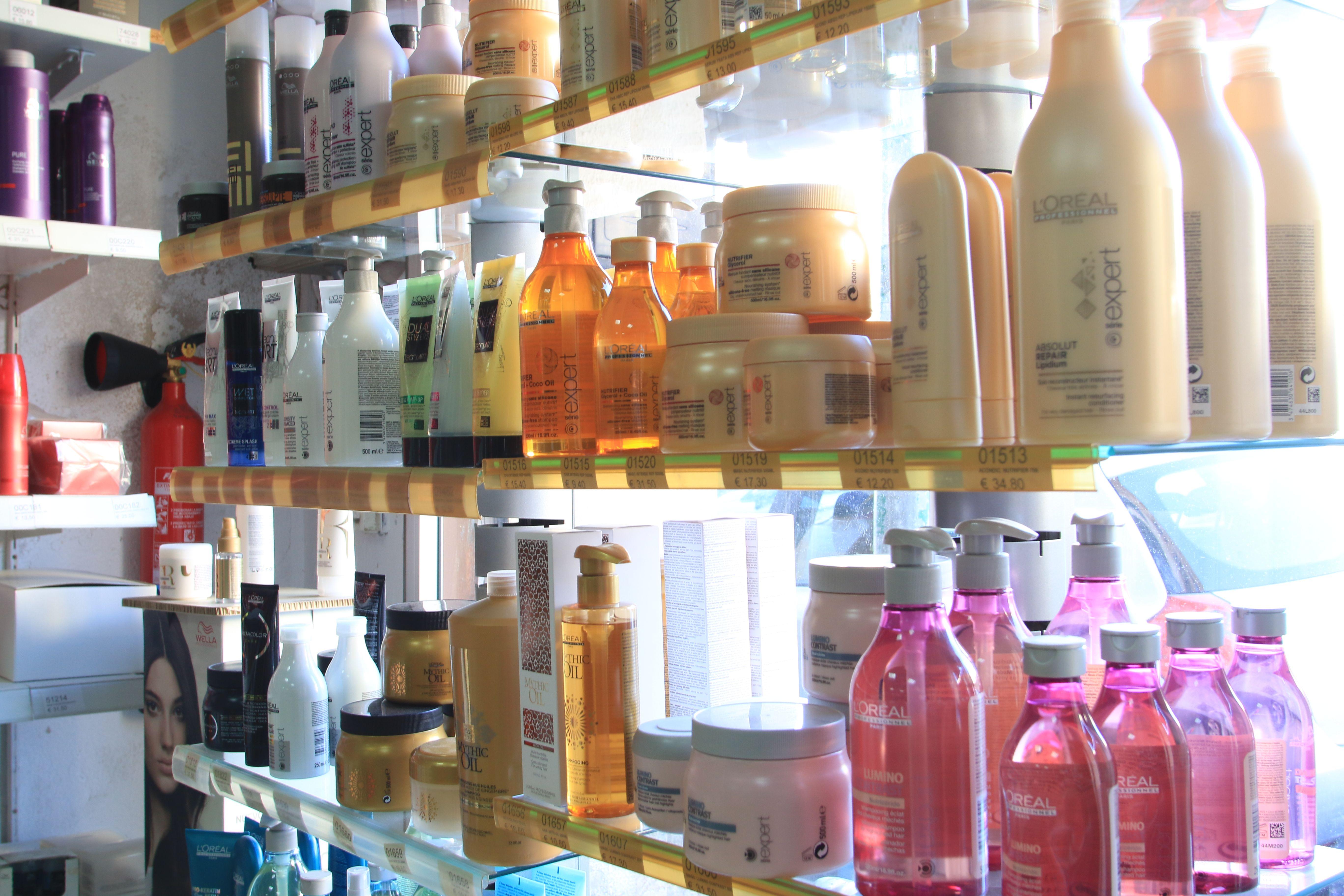 Foto 4 de Suministros para peluquerías en  | Distribuciones Porcel
