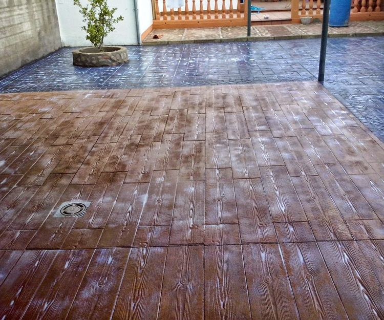 Pavimentos de hormigón gunitado en Badajoz