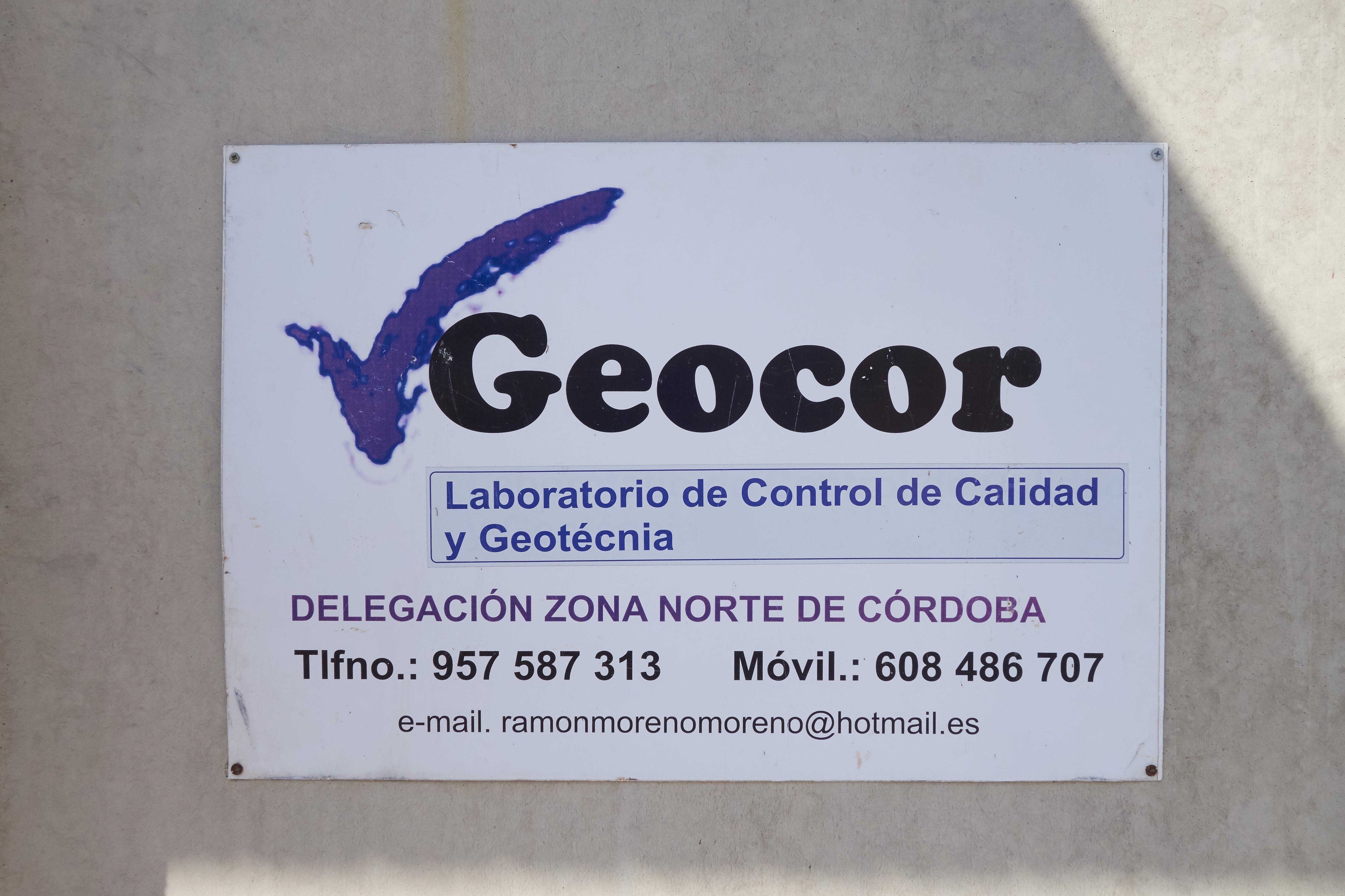 Delegación Pavimentos Moreno