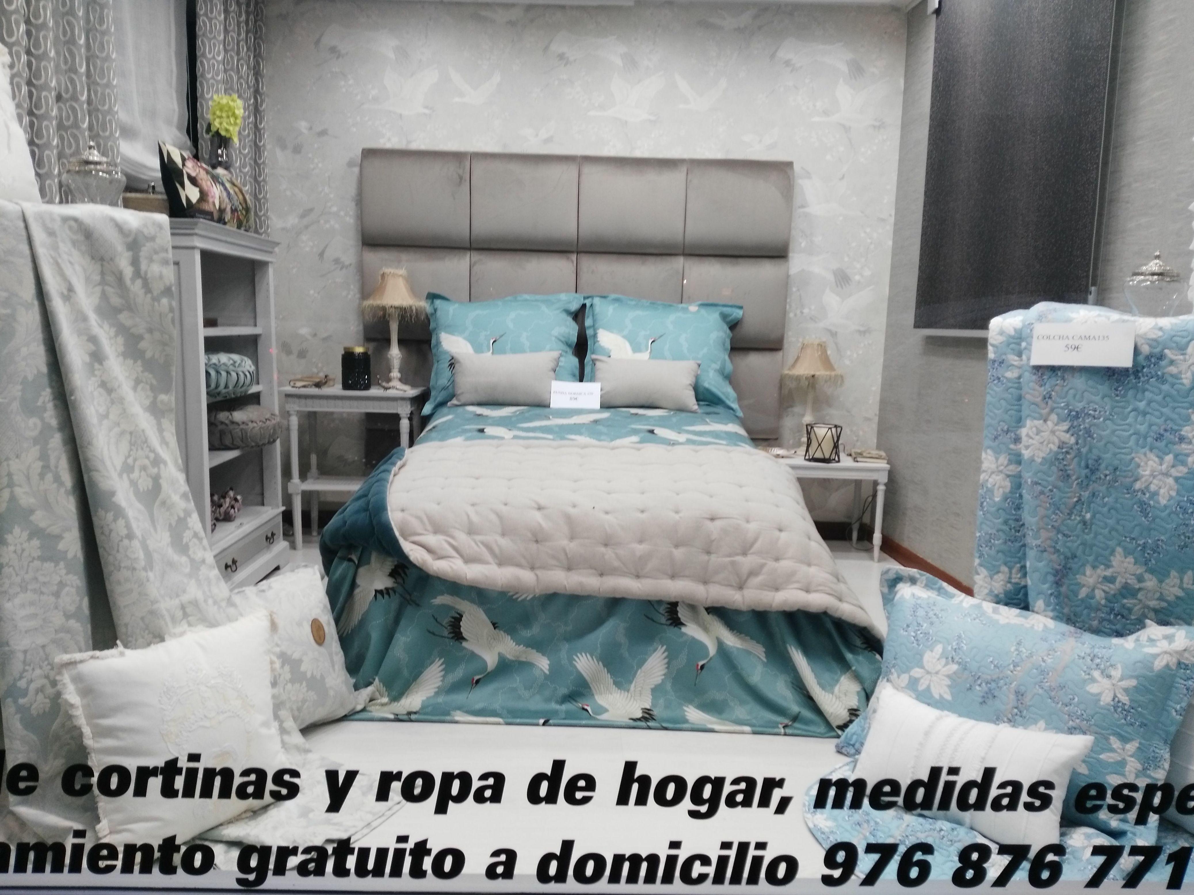 Foto 74 de Cortinas en  | d'Orte Selección Hogar