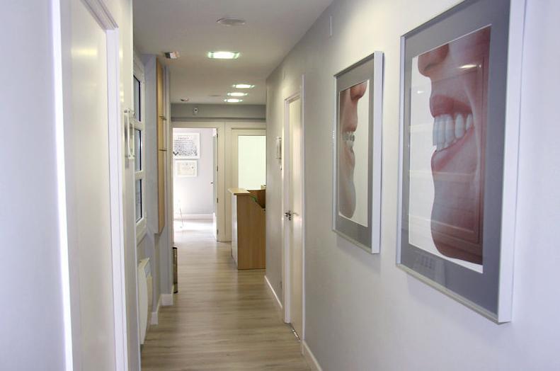 Salas de la clínica