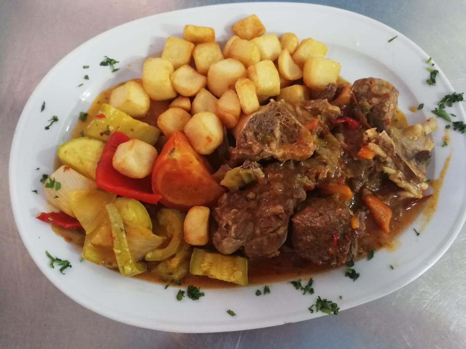 Cocina canaria en La Oliva, Las Palmas