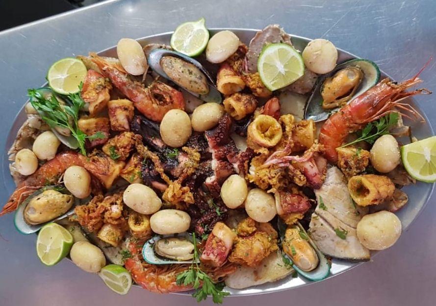 Menú especial para dos: Carta de Restaurante Vista Lobos