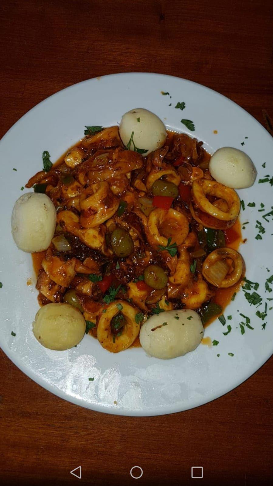 Restaurante junto a la playa en La Oliva, Las Palmas