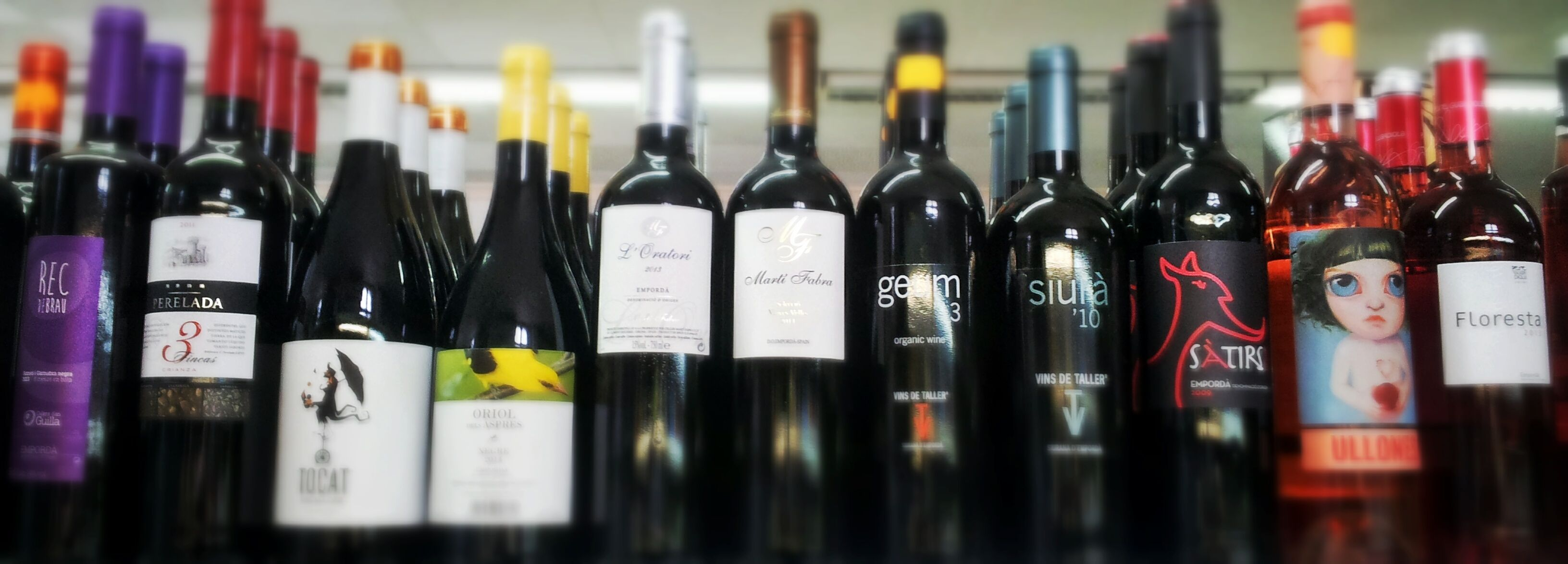 Muestra de vinos D.O. Empordà en Girona